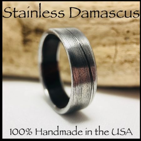 Damascus Rings