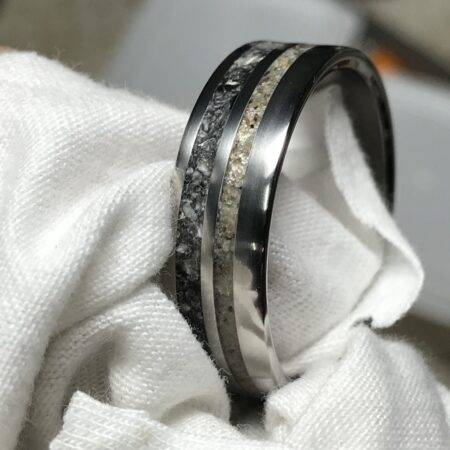 Capecod Beach Inspired ring